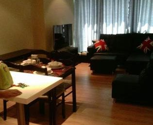2BR Condo For Rent At Knightsbridge Residences