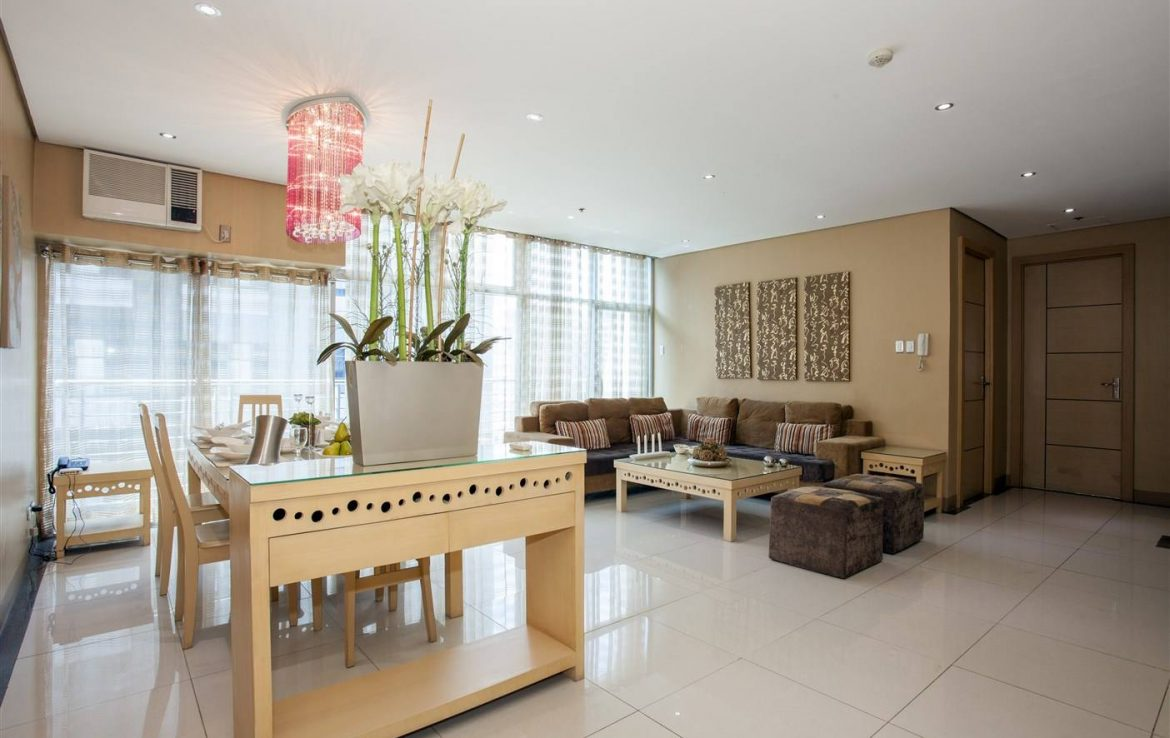 For Lease 3BR Luxe Residences Condo