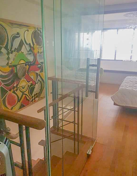 1BR One Rockwell West Loft-Type Bedroom