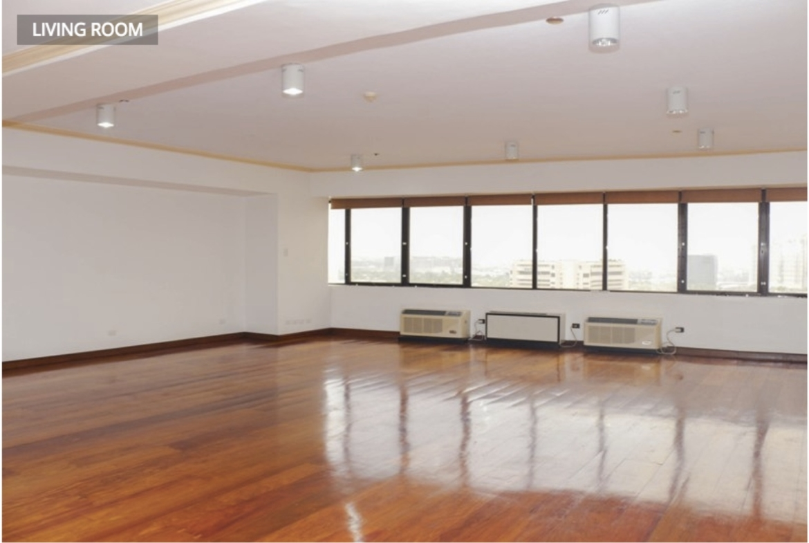 3BR Condo For Rent Pacific Plaza Ayala, Makati City