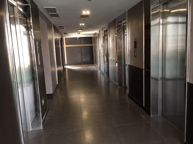 3BR Condo For Sale F1 Hotel Hallway