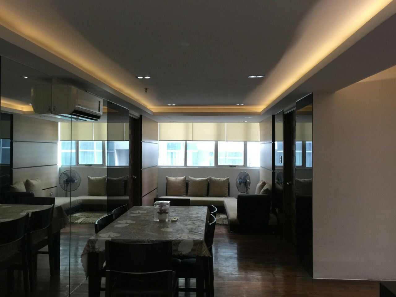 Condo For Rent Fort Palm Springs, BGC, Taguig City 3BR