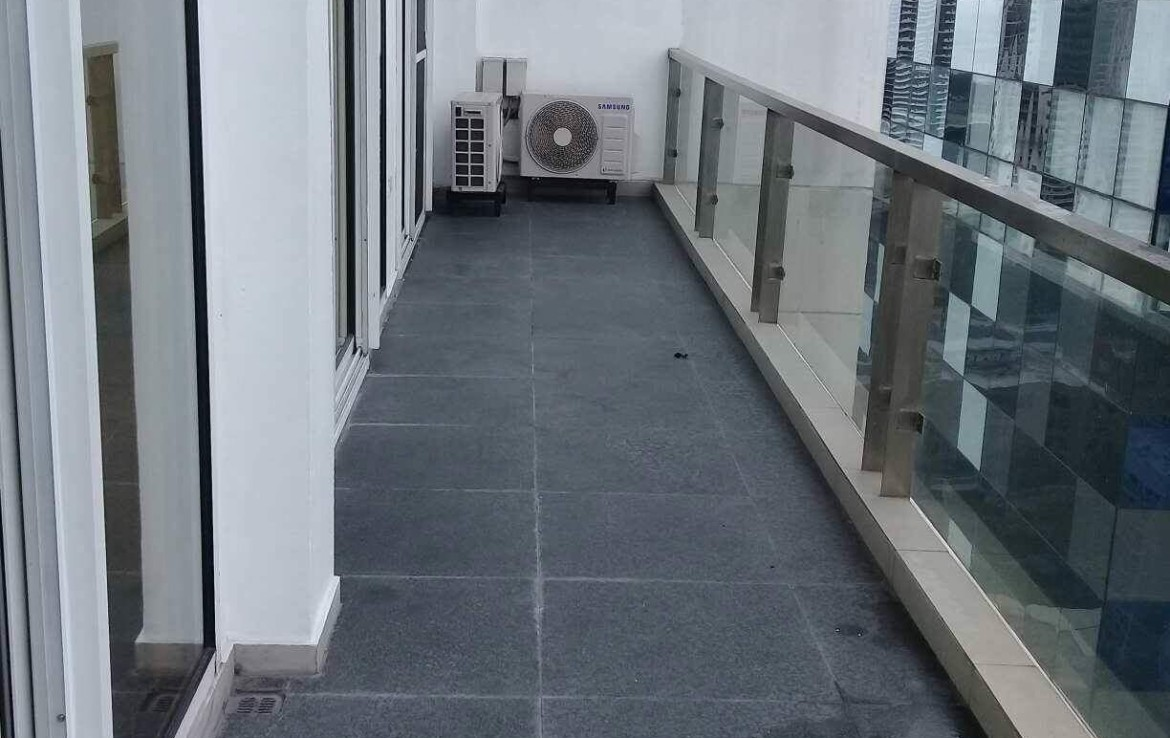 3BR Condo For Sale F1 Hotel Balcony