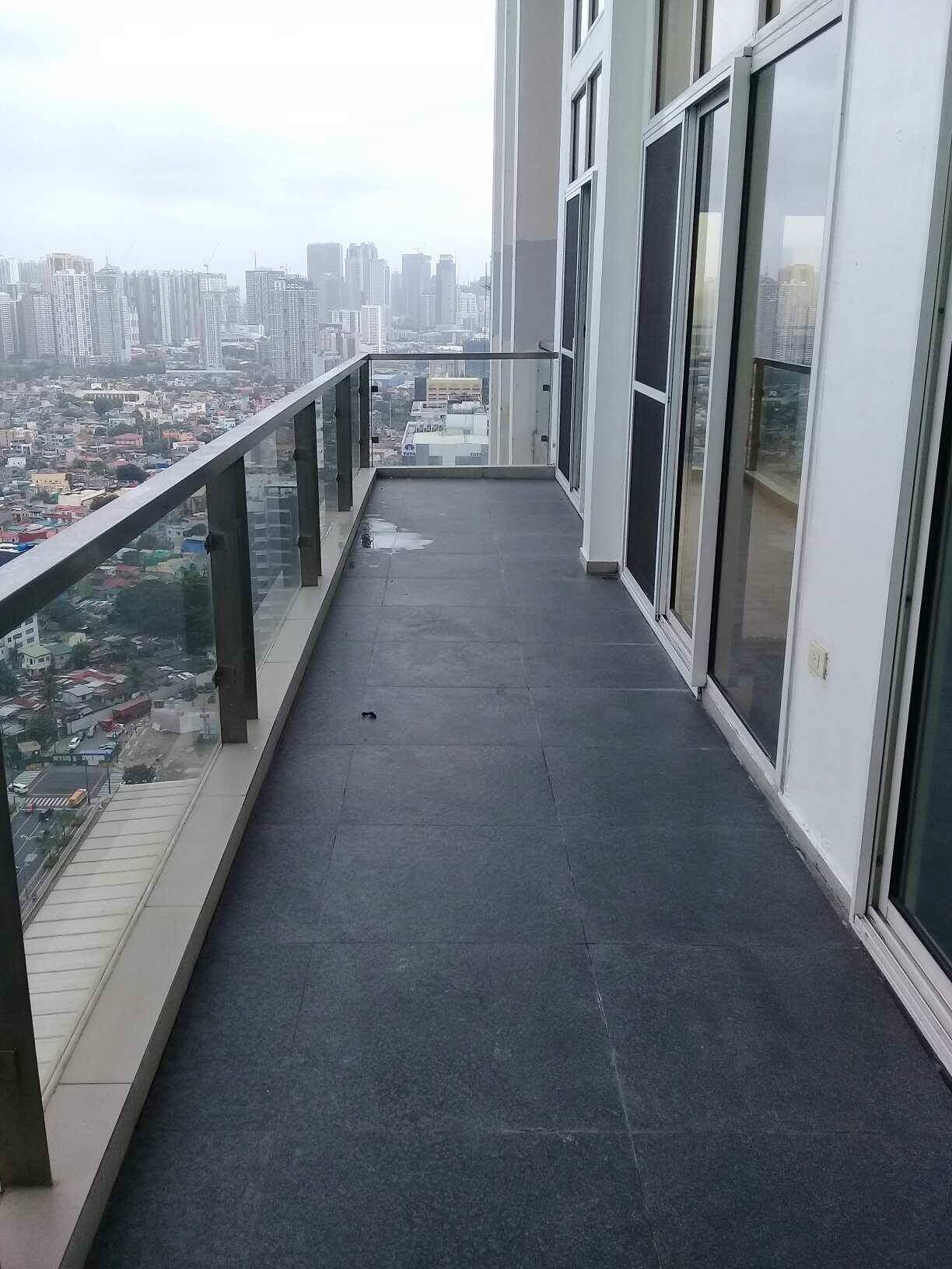 3BR Condo For Sale F1 Hotel Balcony View 2
