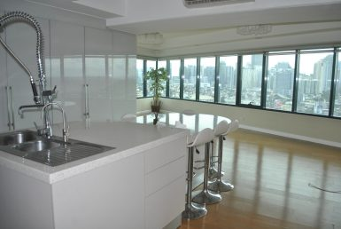 One Rockwell East, Makati City For Rent Condo 3BR