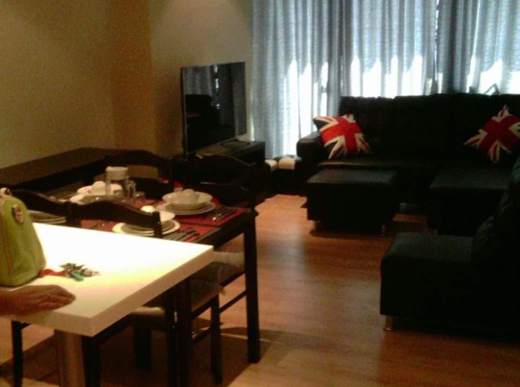 Condo 2 BR For Rent Knightsbridge Residences