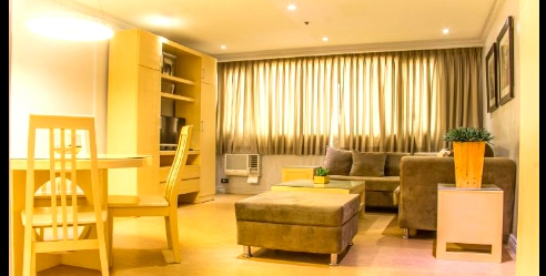 Makati Palace 1br studio Condo For sale rent