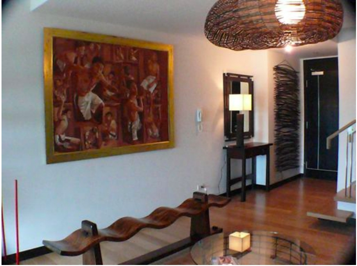 San Lorenzo Tower, TRAG, Condo 2 BR For Rent
