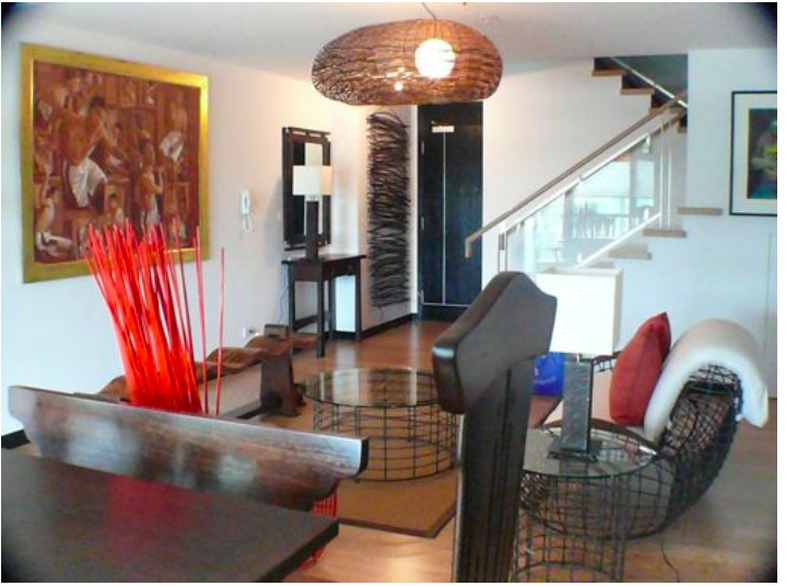 San Lorenzo Tower, TRAG, Condo For Rent 2 BR
