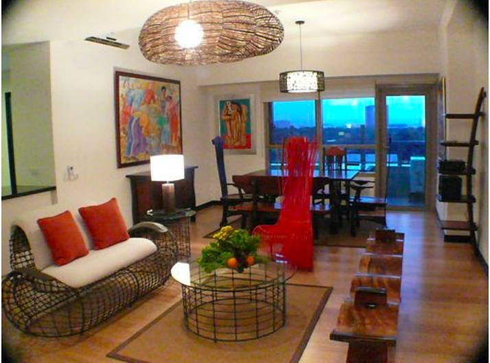 Condo San Lorenzo Tower, TRAG For Rent 2 BR