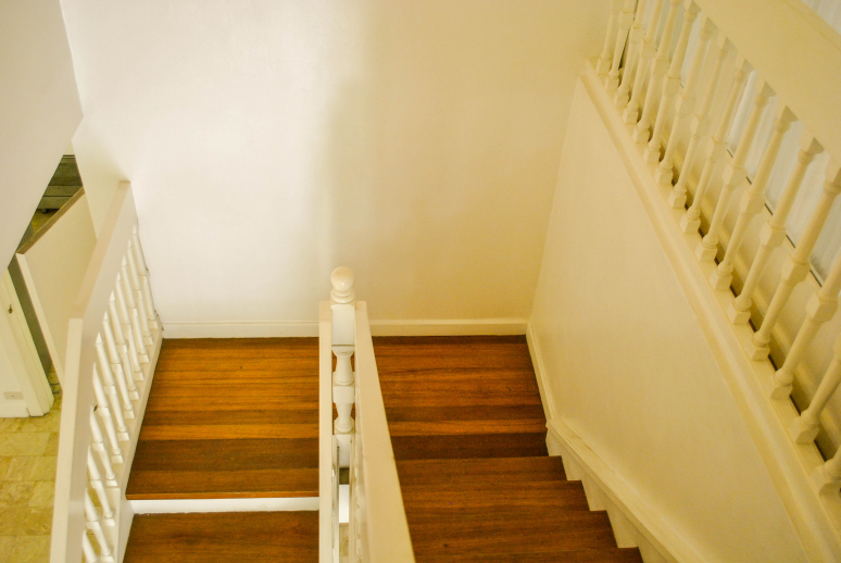 Dasmarinas Village House For Rent Stair