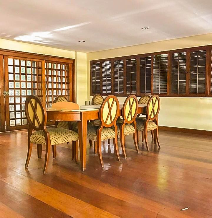 3BR For Rent Dasmarinas Village Makati City Dining Area