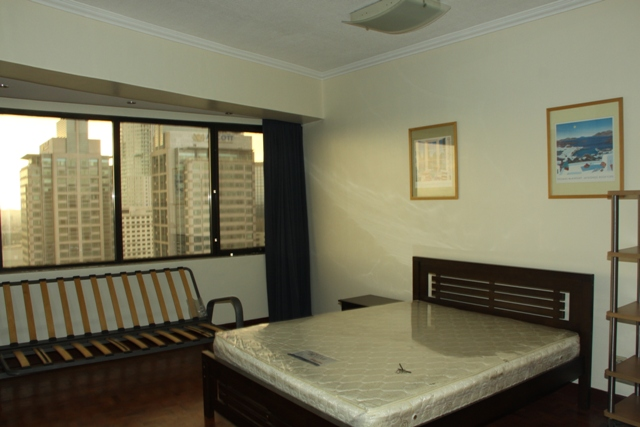 Condominium Pacific Plaza Ayala, Makati City condo For Rent 3BR