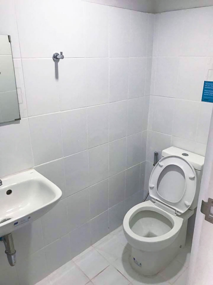 Makati Building For Sale Dormitory Toilet