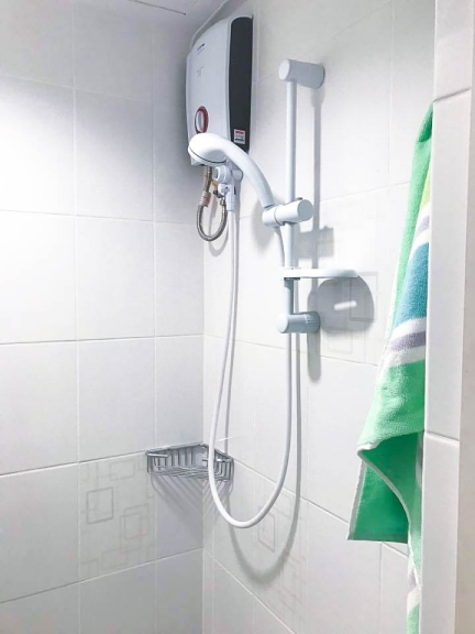 Makati Building For Sale Dormitory Shower