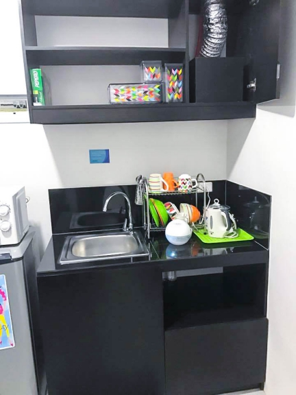 Makati Building For Sale Dormitory Kitchen