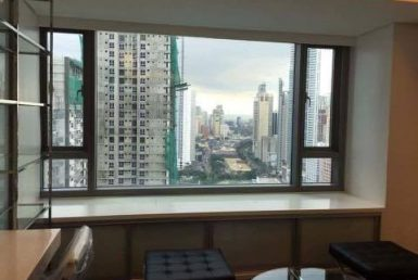 1BR Condo For Rent Alphaland Makati Place