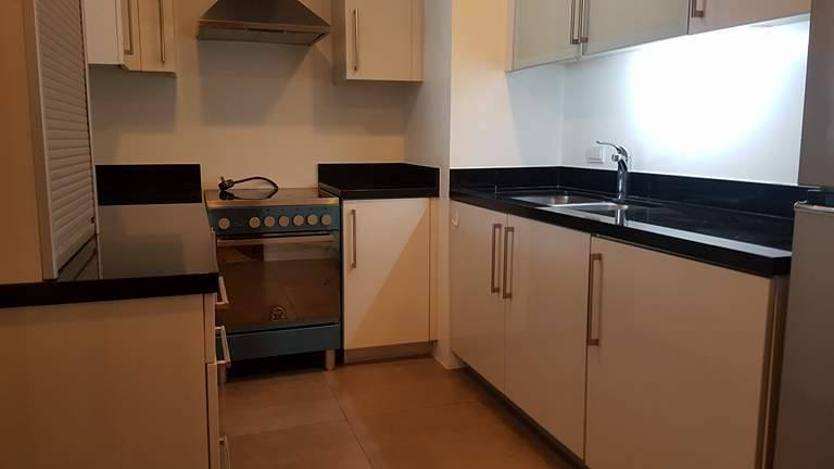 2BR Condo For Rent Jasmine,One Serendra, BGC Kitchen View 1
