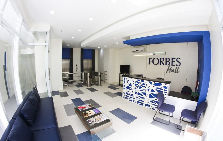 Dormitory Unit For Sale Forbes Hall, Manila City Lobby
