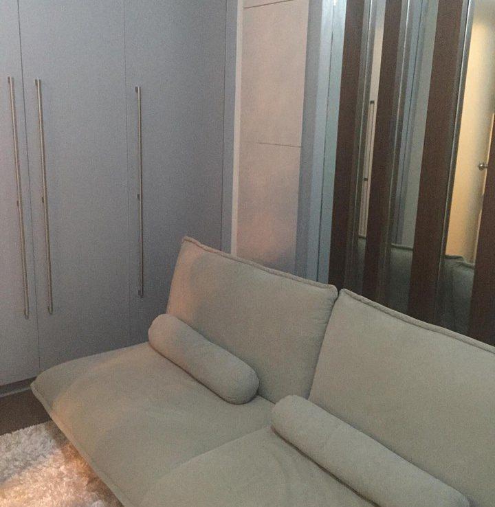 Studio Condo For Sale Edades Tower, Makati City Seat