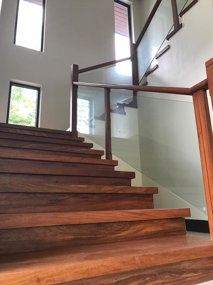5BR House For Sale Ayala Alabang, Muntinlupa City Stairs Lower View