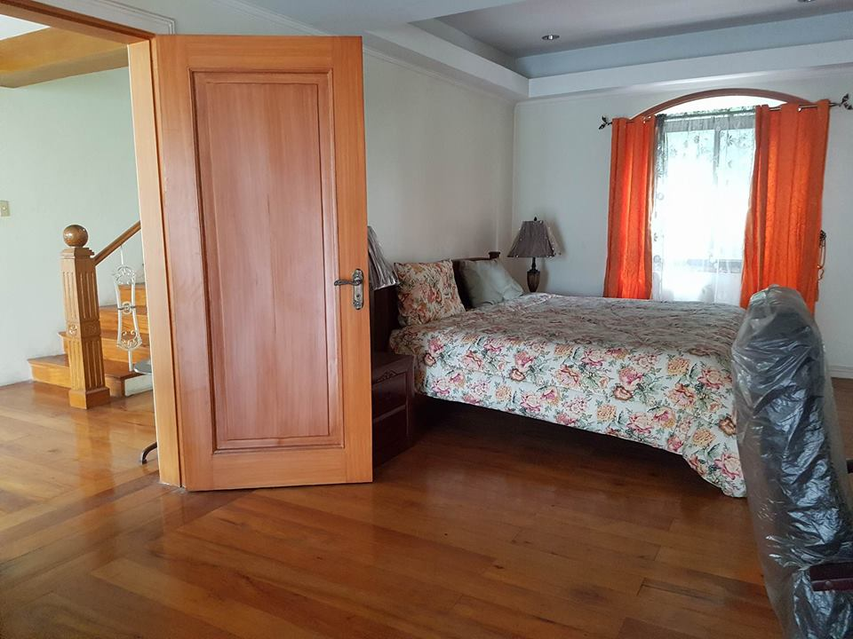 6BR House For Rent Dasmariñas Village Bedroom 1 View 2