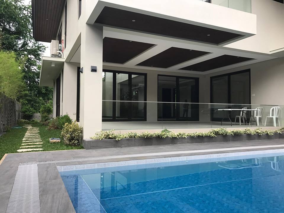 5BR House For Sale Ayala Alabang, Muntinlupa City Pool View 1
