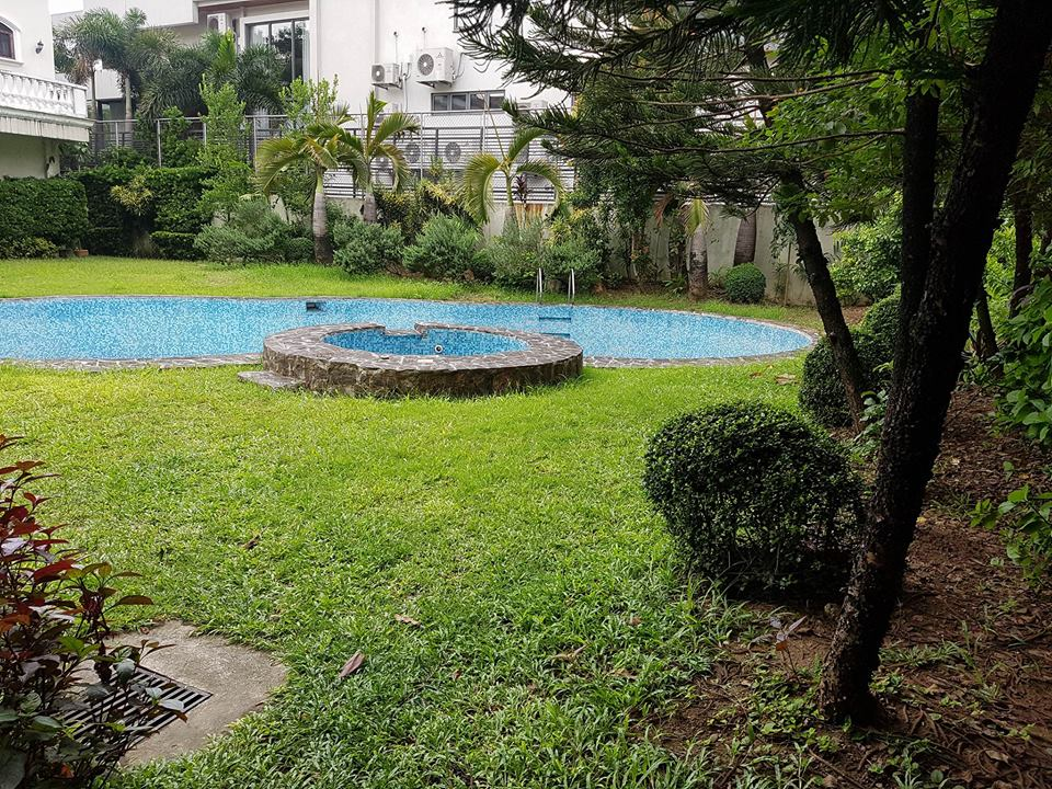 6BR House For Rent Dasmariñas Village Outer Area View 7