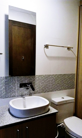 White Plains Subdivision Toilet and Bath