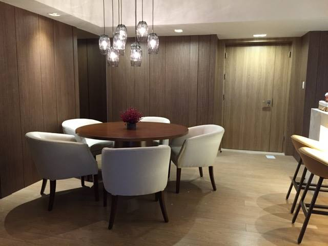 2BR Condo For Sale One Shangrila Dining Area