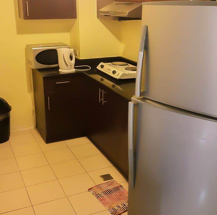 1BR A. Venue Suites Kitchen