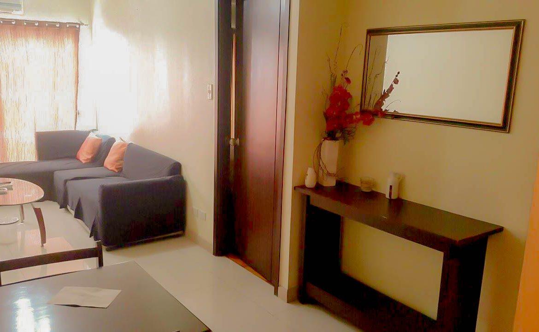 1BR A. Venue Suites Living Area