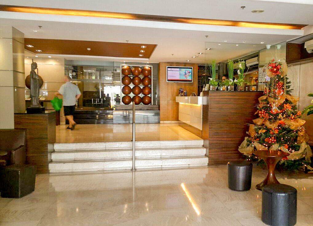 1BR A. Venue Suites Lobby