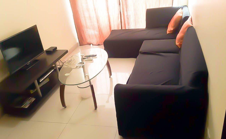 1BR A. Venue Suites Sofa