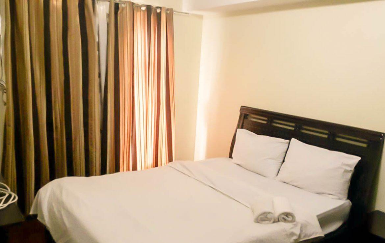 1BR A. Venue Suites Bedroom