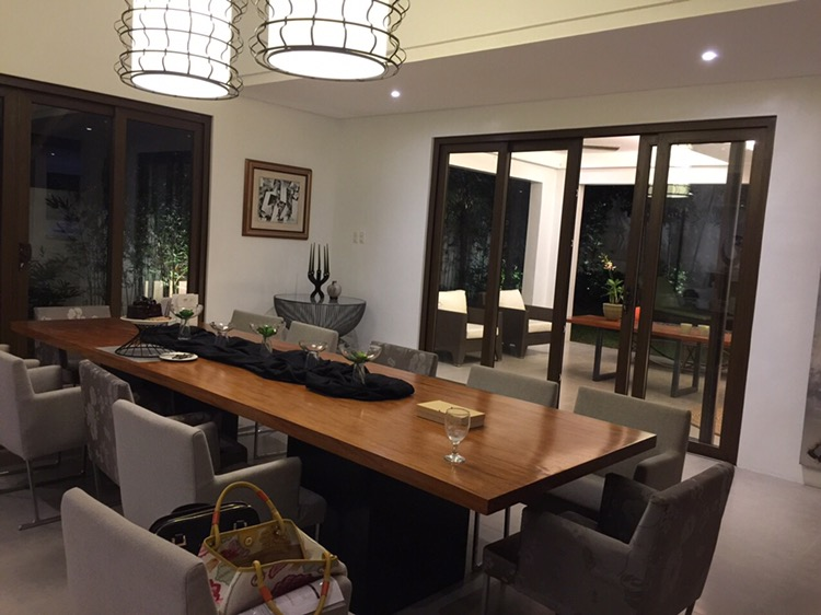4BR House For Sale Ayala Alabang Dining Area