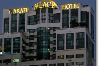 For Sale Makati Palace Hotel, Makati City