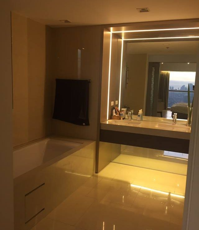 2BR Condo For Sale One Shangrila Bathroom