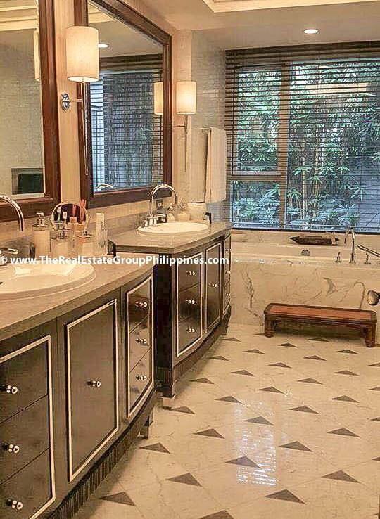 6BR House For Sale, Forbes Park Village, Makati City bath