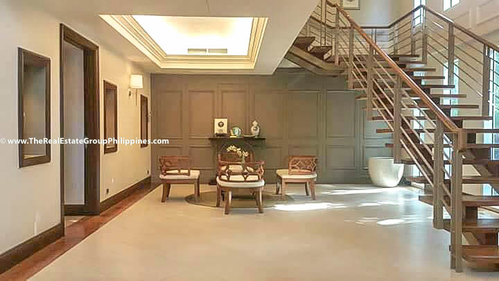 6BR House For Sale, Forbes Park Village, Makati City interior