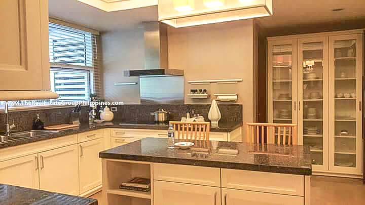 6BR House For Sale, Forbes Park Village, Makati City kitchen counter