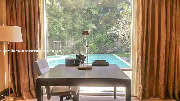 6BR House For Sale, Forbes Park Village, Makati City study
