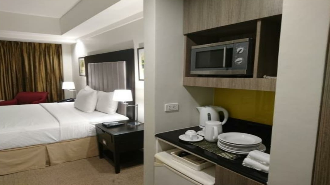 Somerset Millenium Makati Ascott Hotels