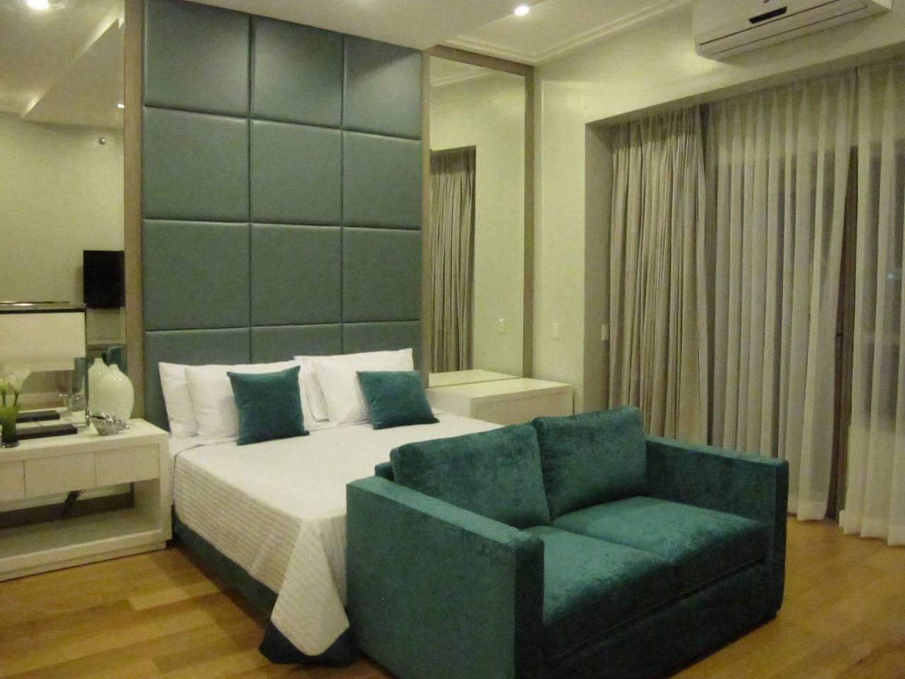 2BR For Rent San Lorenzo Tower Bedroom 1