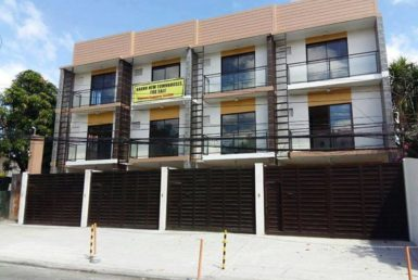 4BR Townhouse For Sale GSIS Village, Quezon City