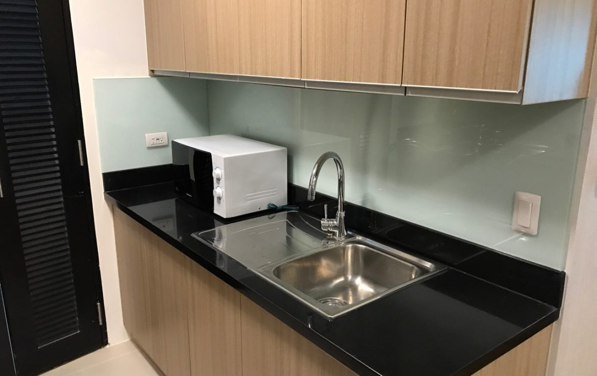 1BR Condo For Rent One Maridien Kitchen View 2