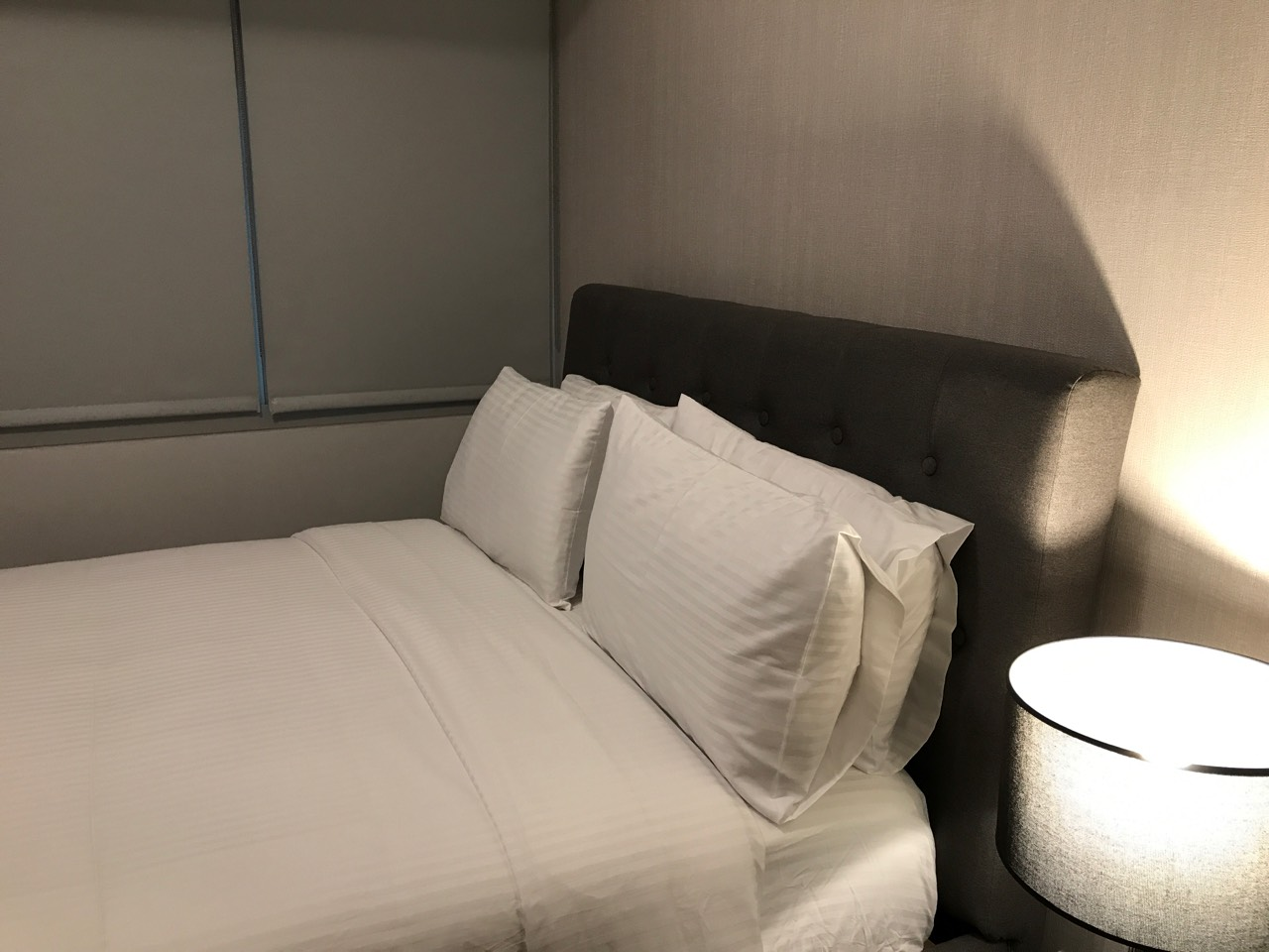 1BR Condo For Rent One Maridien Bedroom View 2