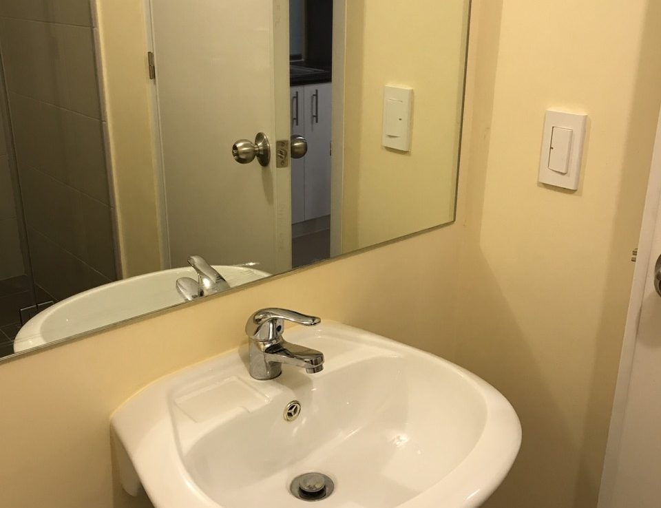 Studio Condo For Rent Avida Cityflex Bathroom View 3