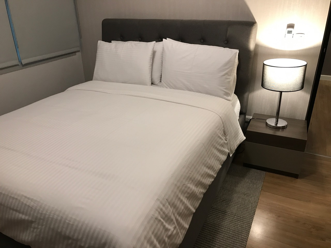 1BR Condo For Rent One Maridien Bedroom View 1