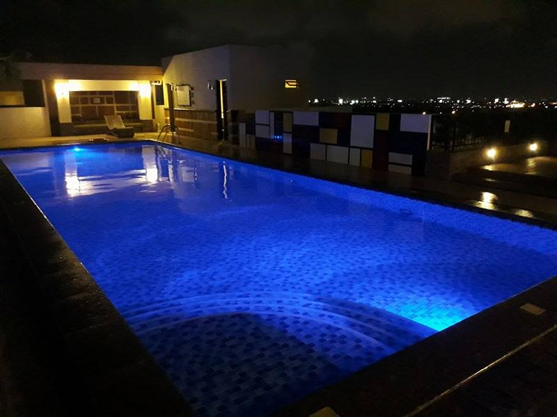 Studio Condo For Sale Morgan Suites Swimming Pool
